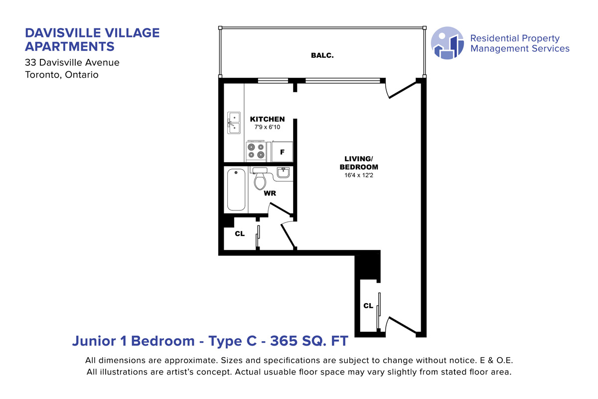 Davisville Village Apartments Residential Property Management Services